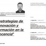 »Metodología docente a través del viaje experiencial» – EIFD_ David García-Louzao Araújo P1/P2