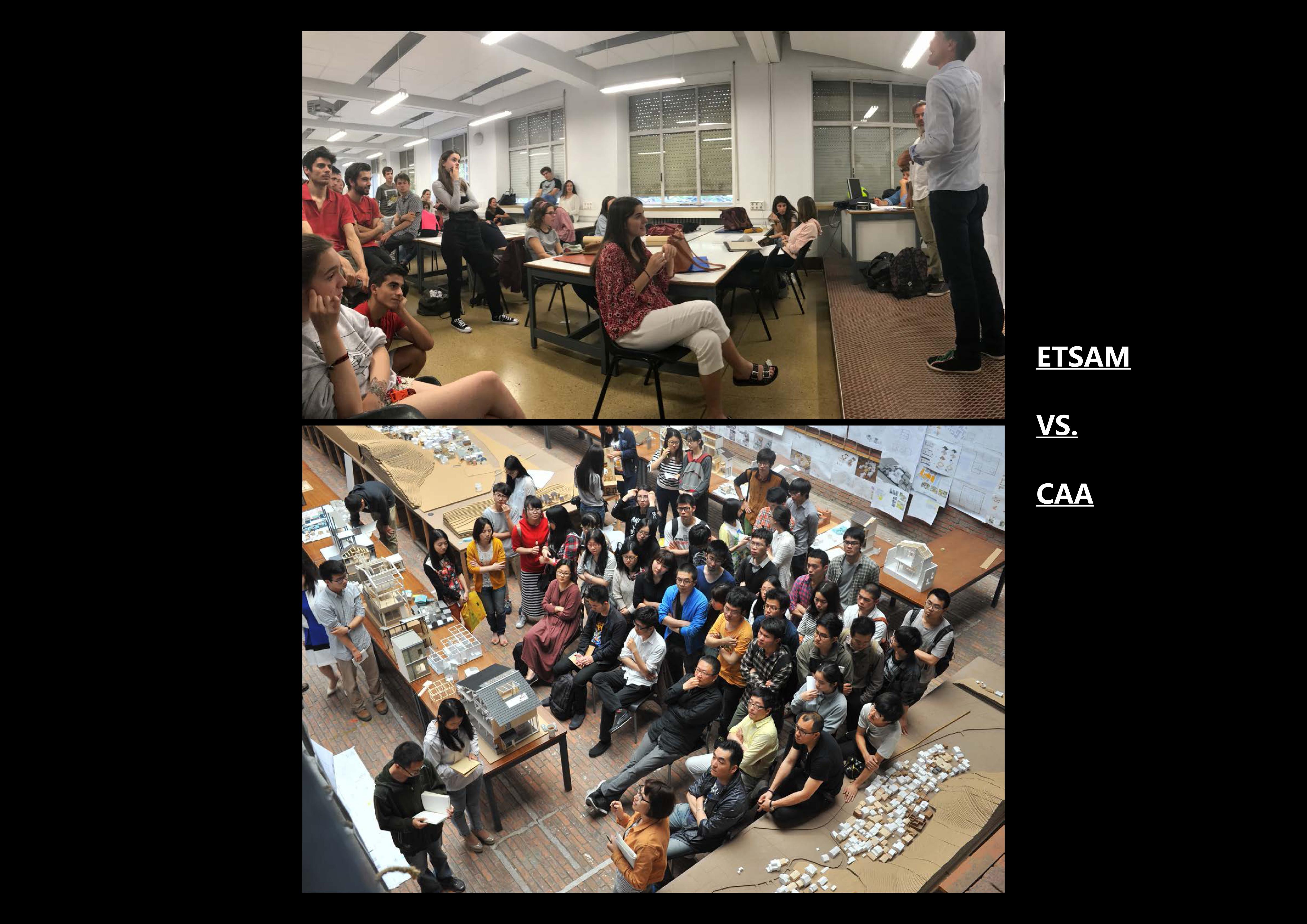 ETSAM VS CAA-1